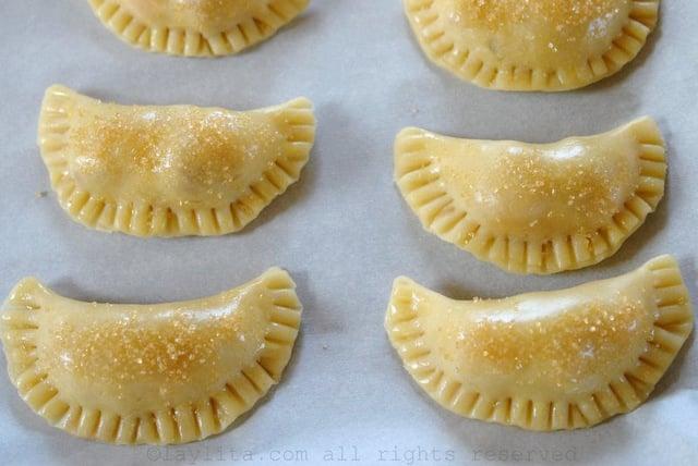 Comment préparer la pâte pour empanadas sucrées