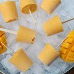 Esquimaux au yaourt et mangue