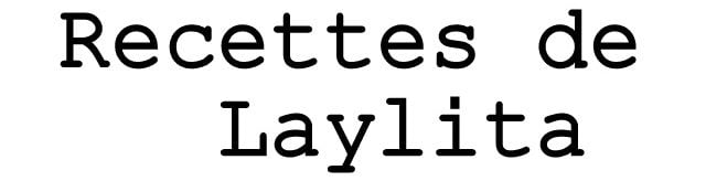Recettes de Laylita logo