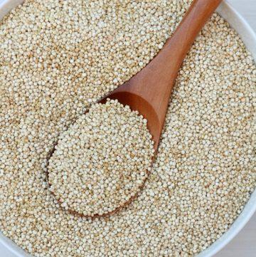 Recettes quinoa recettes de laylita for Cuisiner quinoa