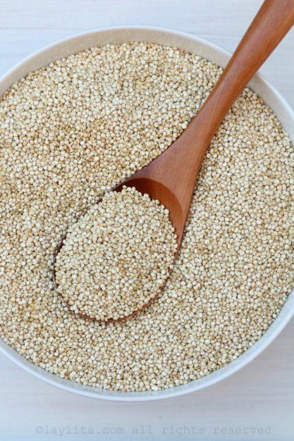 Recettes de laylita for Cuisiner quinoa