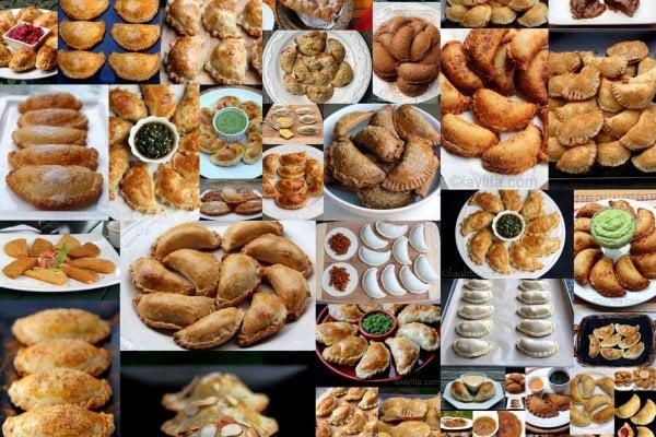 Guide complet des empanadas: toutes les recettes