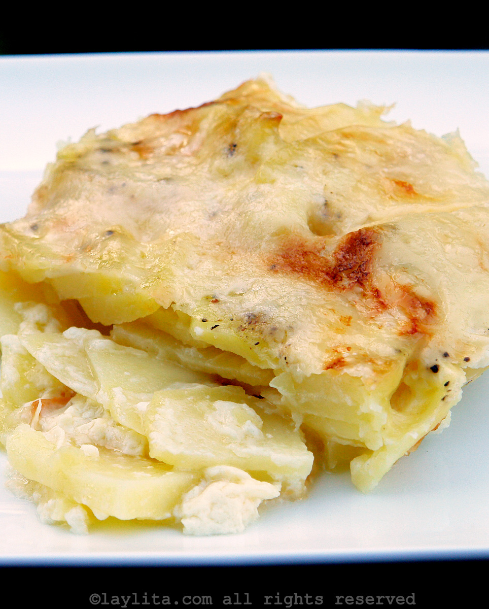le gratin dauphinois de ma grand m re recettes de laylita. Black Bedroom Furniture Sets. Home Design Ideas