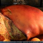 Cuisse de porc rôti – Hornado de chancho