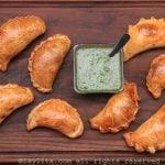 Empanadas de carne à la viande de boeuf