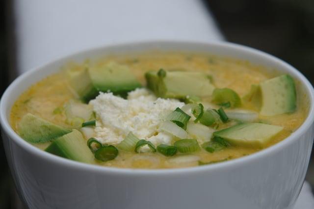 Locro de papa or Ecuadorian potato soup - Laylita's Recipes