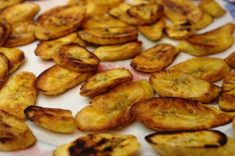 Platanos fritos