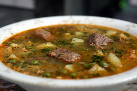 quinoa soup beef potato and quinoa soup recipe yummly crockpot sweet ...