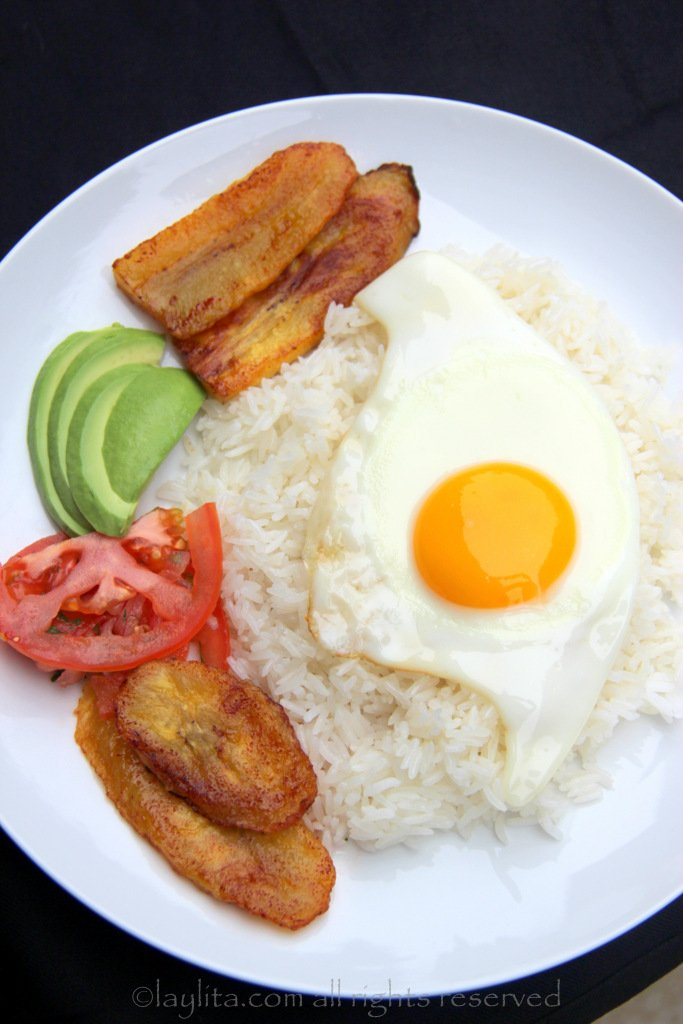 Arroz con huevo is the ultimate Latin lazy lunch