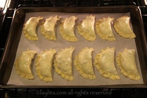 Como fazer empanadas para assar