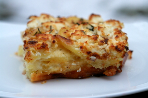 goat cheese gratin pin it potato gratin with goat cheese blue cheese ...