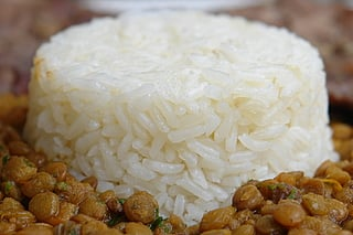 Arroz blanco or white rice