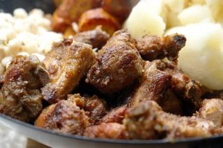 Fritada de porco equatoriana
