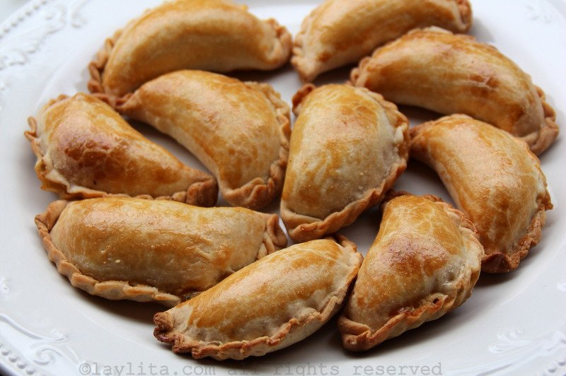 How To Make Empanada Dough For Baking Laylita Com