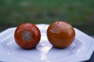 Frozen naranjilla or lulo
