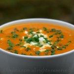 Pumpkin or squash soup recipe