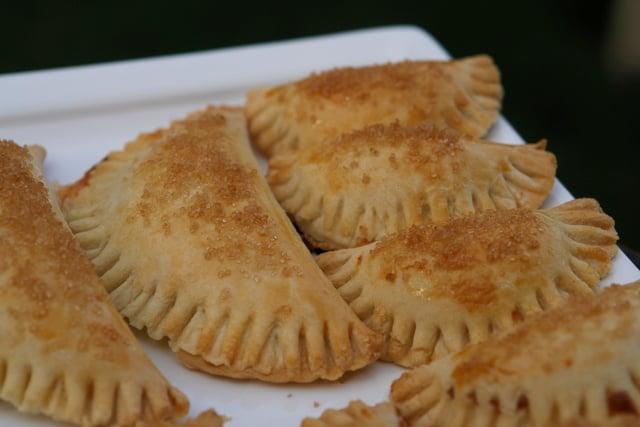 Empanadas de queso or cheese empanadas