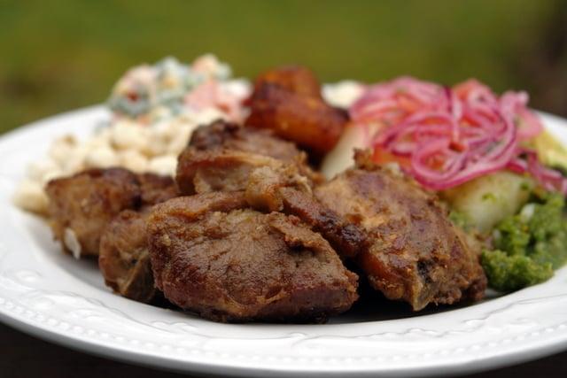 Comment préparer la fritada de porc