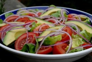 Recette salade facile à préparer