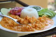 Guatita or tripe stew