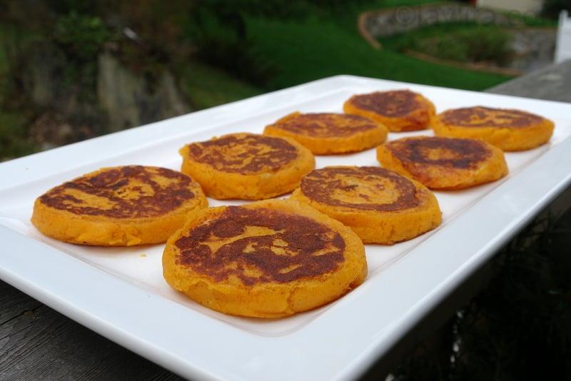 Ecuadorian llapingachos recipe