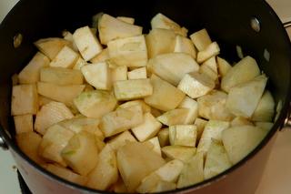 Ingrédients de la soupe de céleri-rave - 1