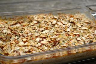 Creamy Almond Garlic Sauce (Vegan) | Pumps & Iron