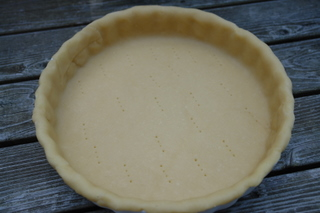 Savory tart dough recipe