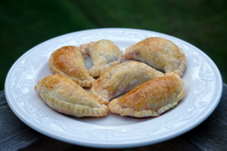 Empanadas or turnover pastries