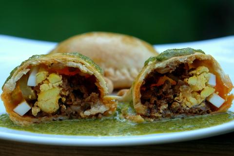 Meat Empanada Recipe