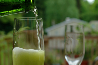 Honeydew bellini recipe