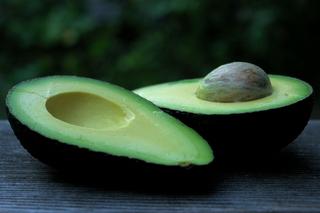Ripe avocados for guacamole