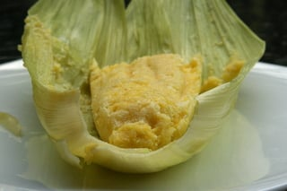 Humitas or fresh corn tamales - Recipe #2