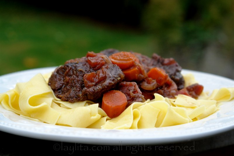 French beef daube recipe