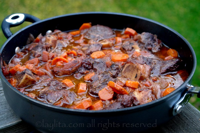 French daube recipe