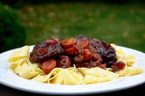 Beef daube