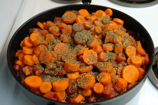 Add some herbes de Provence to the daube