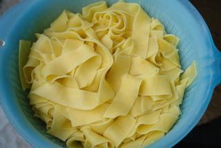 Serve with pastas