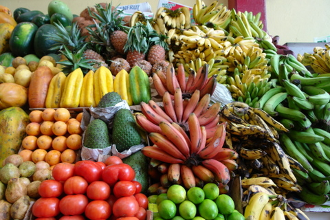 More fruits at the market