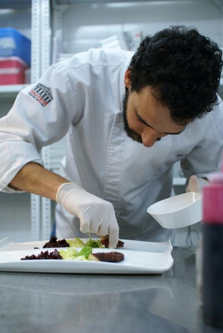 Chef Julio of Alkimia
