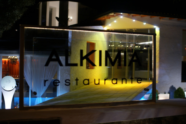 Alkimia Restaurante en Quito