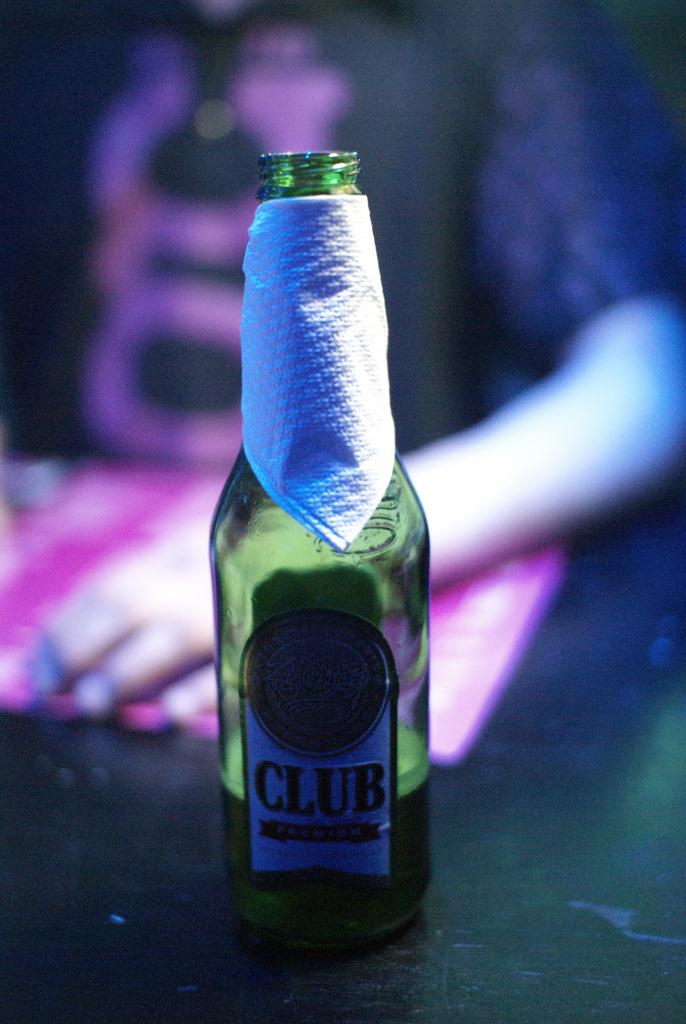 Cerveza Club at Punto G