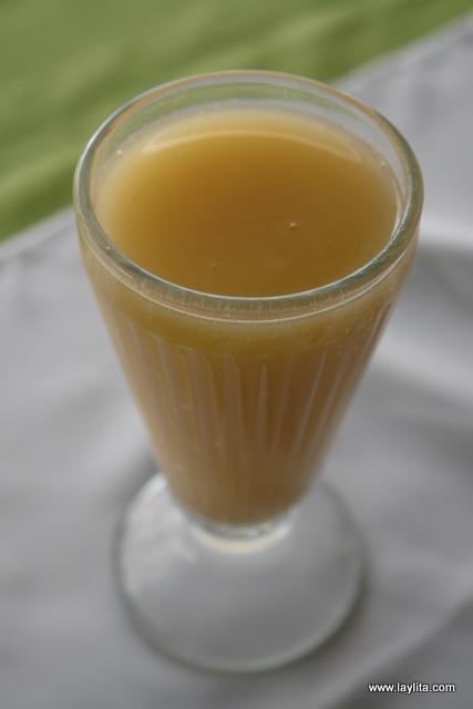 Chicha, a fermented corn drink from Ecuador