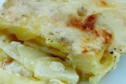 Potato gratin dauphinois