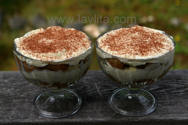 Tiramisu italiano: Sobremesa de chocolate e café