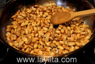Maïs grillé - étape 3