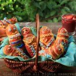Guaguas de pan {Ecuadorian bread babies or figures}