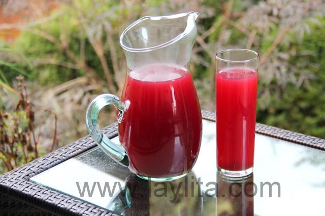 Horchata lojana or herbal tea mix