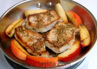 Comment préparer les côtes de porc grillées 2