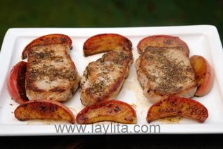 Comment préparer les côtes de porc grillées 5